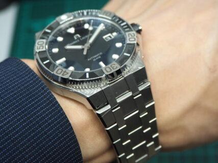 【モーリス・ラクロア】ハイコストパフォーマンスな腕時計をお探しの方へ「アイコン ベンチュラー」