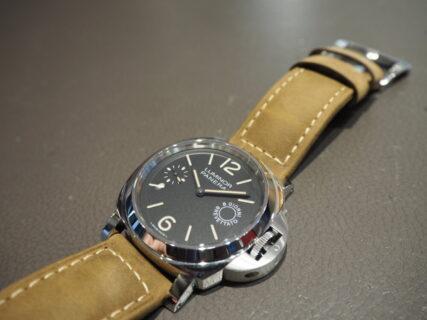 【スタッフの時計をご紹介します】パネライ ルミノール 8デイズ