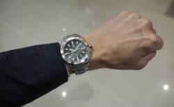 【タグ・ホイヤー】高級時計を20万円以下で身に着ける。「アクアレーサー クォーツ」