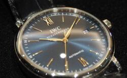 【IWC】シンプル×上品な時計「ポートフィノ・オートマティック」