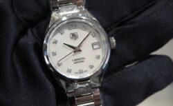 時計好きの女性にはたまらない機械式時計「タグ・ホイヤー カレラレディ キャリバー9」
