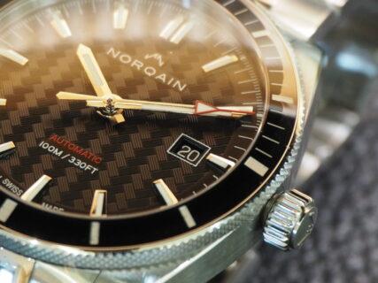 【ノルケイン】機械式腕時計初心者にもお勧めできる1本「アドベンチャー スポーツ オート」