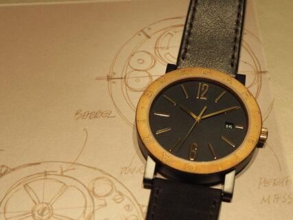 【ブルガリ】経年変化を楽しめるお時計「ブルガリ・ブルガリソロテンポ」
