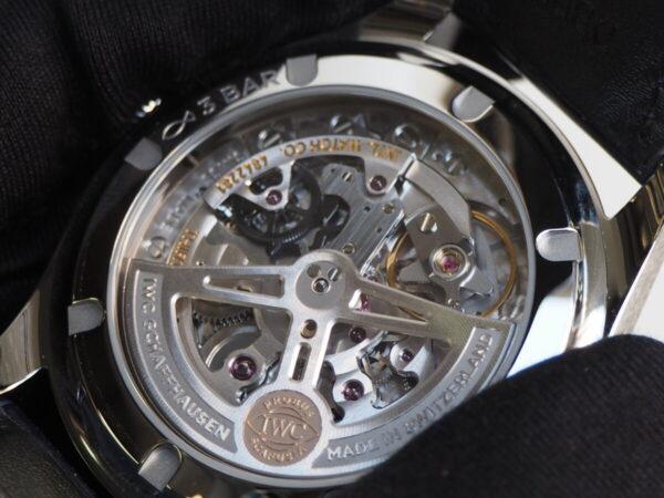 時代を経ても色褪せないシンプル時計。IWC「ポルトギーゼ・オートマティック 40」-IWC -P3052168-600x450
