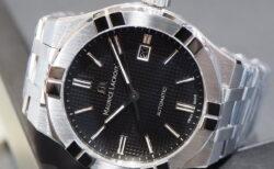 【モーリスラクロア】オシャレ時計といえば…アイコン オートマティック