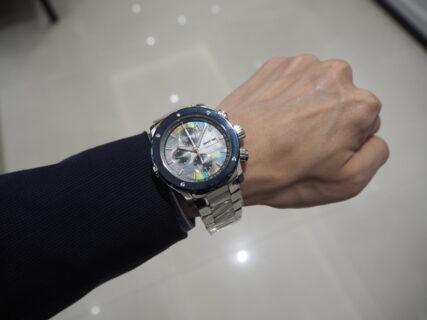 ダイバーズウォッチの季節がやってくる「エドックス クロノオフショア1 クロノグラフ オートマチック ジャパン リミテッドエディション」