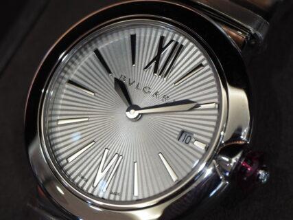 【ブルガリ】女性の手元を輝かせてくれる時計「ルチェア」