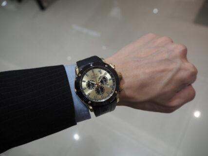 ラグジュアリーな休日を楽しむ時計「EDOX クロノオフショア1 クロノグラフ スペシャルエディション」