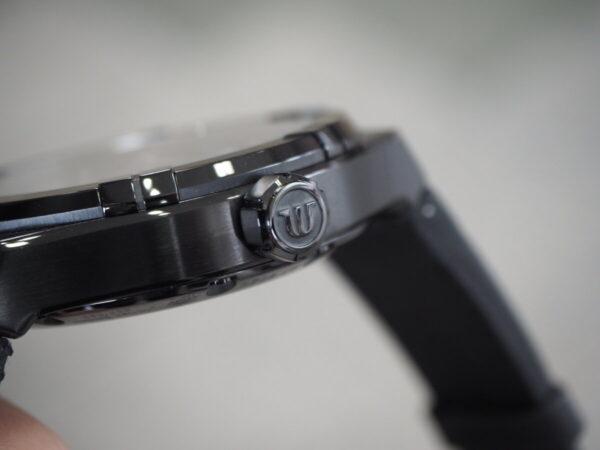 今話題のモーリスラクロア!スケルトンでカッコ良さアップ「アイコン オートマティック スケルトン ブラック」-MAURICE LACROIX スタッフのつぶやき -P6140657-600x450