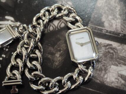 シャネルの時計で最も歴史のあるシリーズ…。「プルミエール」