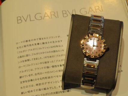 日本限定発売のピンクパールがお薦め…。ブルガリ「ブルガリ・ブルガリ レディ」