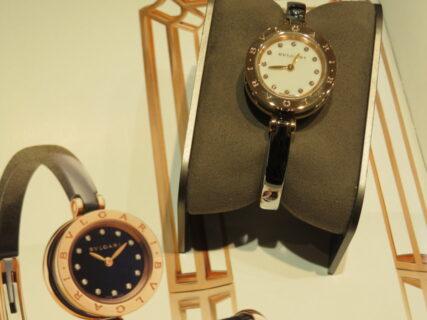 ジュエラーならではの多様時計…。ブルガリ「ビーゼロワン」