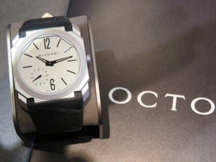 時計の複雑機構の世界に新たなる1ページを…。ブルガリ「オクト フィニッシモ」