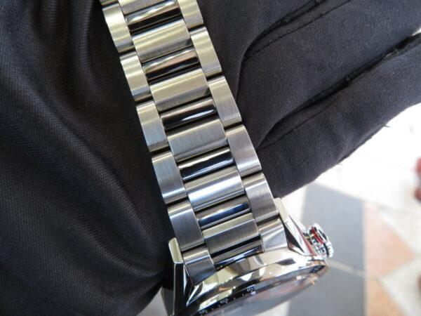 【タグ・ホイヤー】レーシング感を時計でも・・・「カレラ キャリバー16 クロノグラフ デイデイト」-TAG Heuer -IMG_0721-600x450