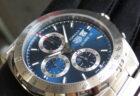 時計デザイナーの巨匠が手掛けた…。ブルガリ「オクト オリジナーレ クロノグラフ」