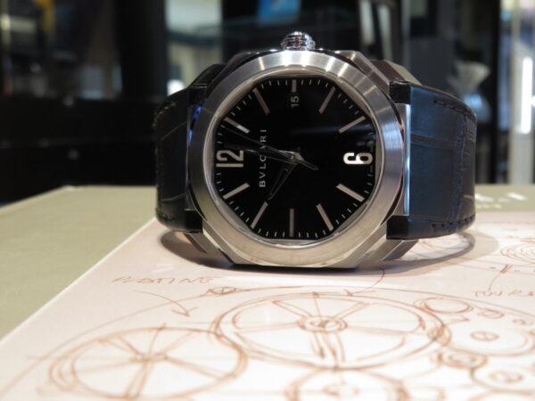時計デザイナーの巨匠が手掛けた…。ブルガリ「オクト オリジナーレ クロノグラフ」-BVLGARI -IMG_1134-600x450