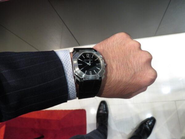時計デザイナーの巨匠が手掛けた…。ブルガリ「オクト オリジナーレ クロノグラフ」-BVLGARI -IMG_1138-600x450