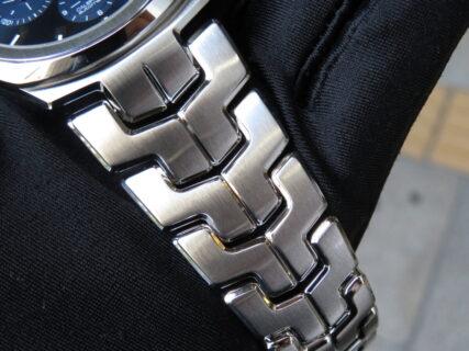 ブランドロゴを確認しなくても気付かれてしまう時計。タグ・ホイヤー「リンク キャリバー17」