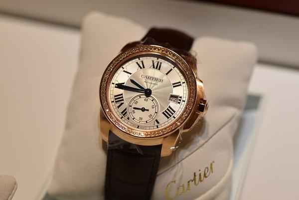 Cartier2015新作 カリブルドゥカルティエ 38mm