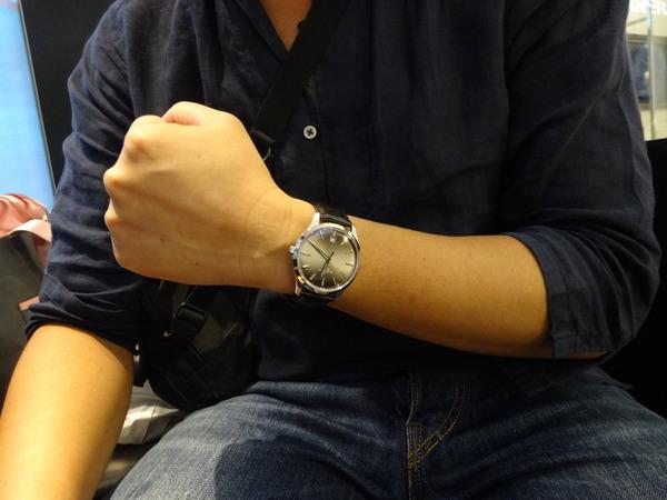 ゼニスフェア期間中に初めての機械式時計をご購入!