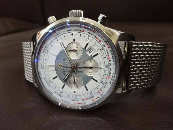 世界を腕にする美しい時計