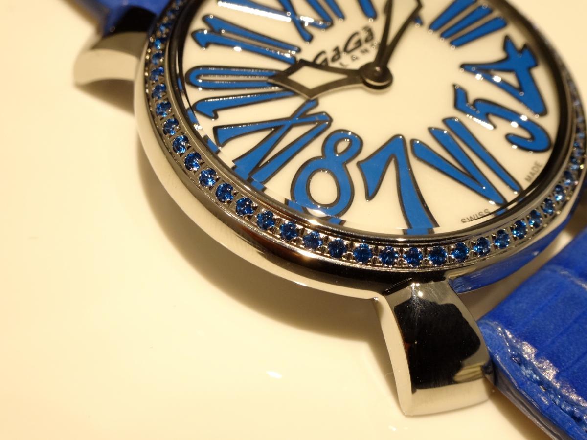 女性へのプレゼントにおススメな『ガガミラノ マヌアーレ35mm』のご紹介!-GaGa MILANO -DSC01336