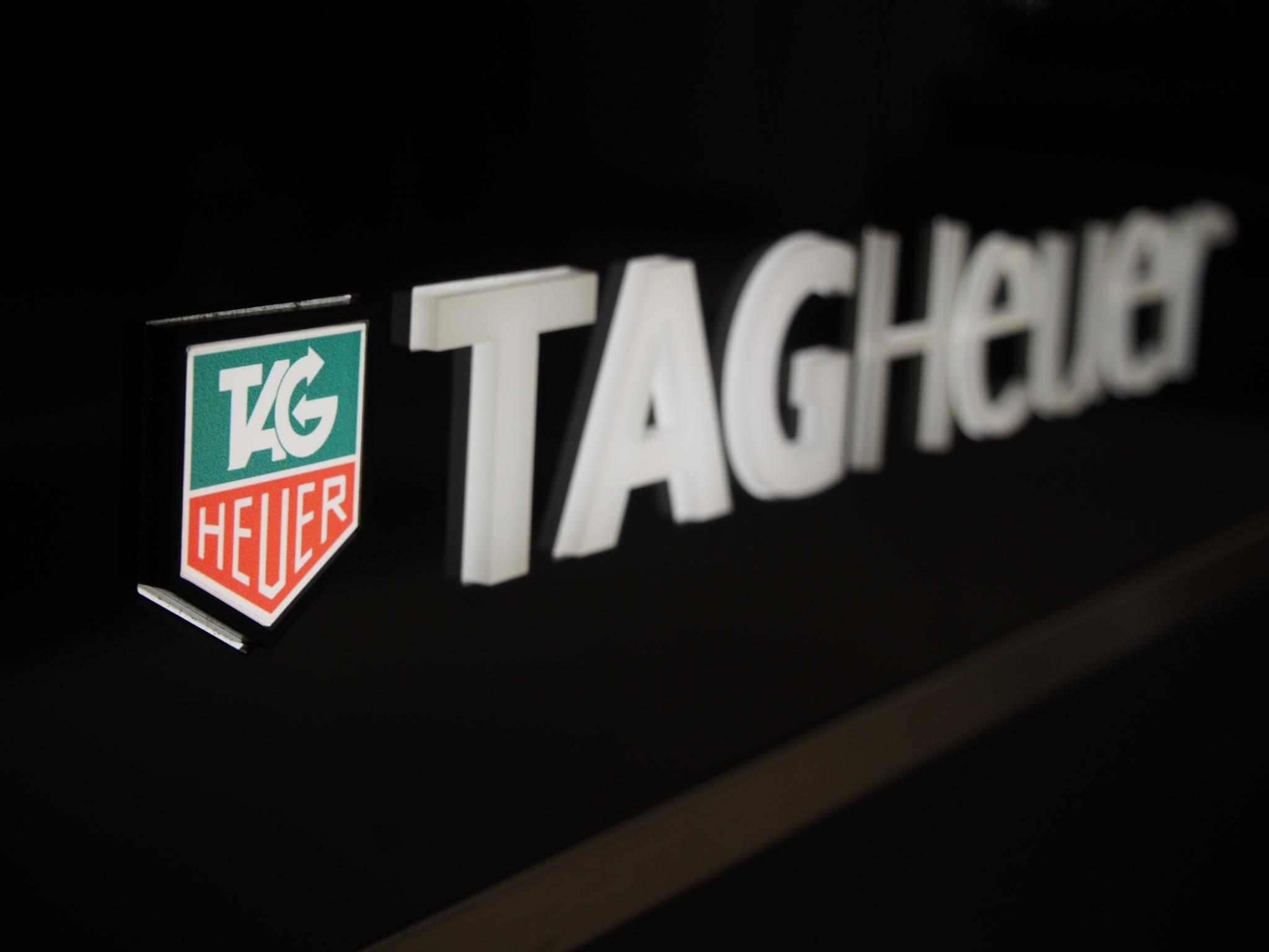本日よりTAG Heuer FAIR開催ですよ!!