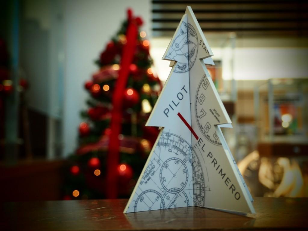 ZENITHコーナーもちょっぴりクリスマスを感じてます
