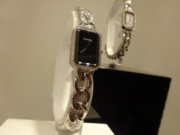 やっぱり欲しいシャネルの時計!