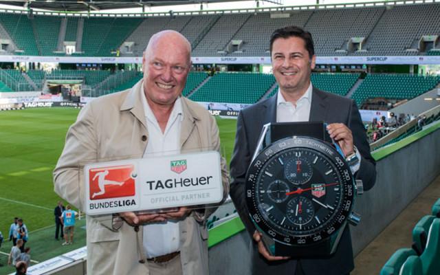 TAG Heuerがドイツ【ブンデスリーガ】とパートナーシップを締結!