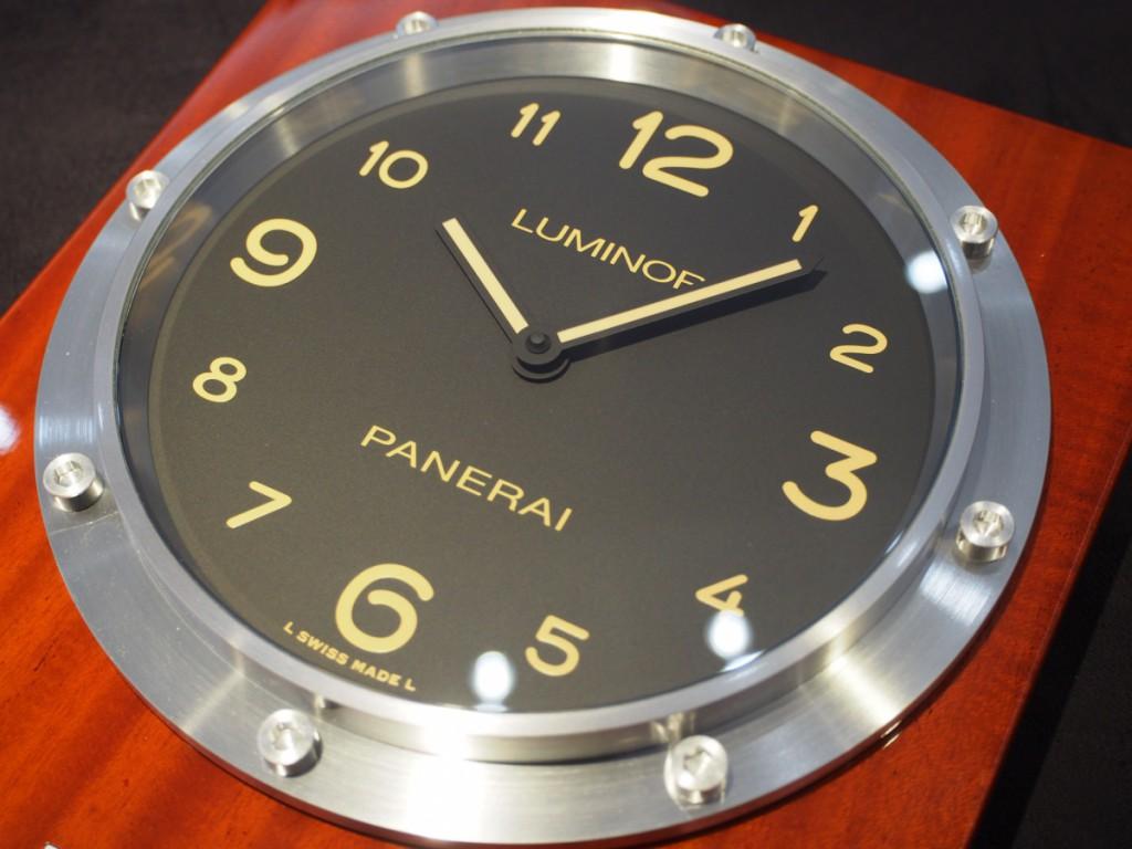 super popular 180e3 7ca91 PANERAIより壁掛時計(ウォールクロック)のご紹介。 | oomiya ...
