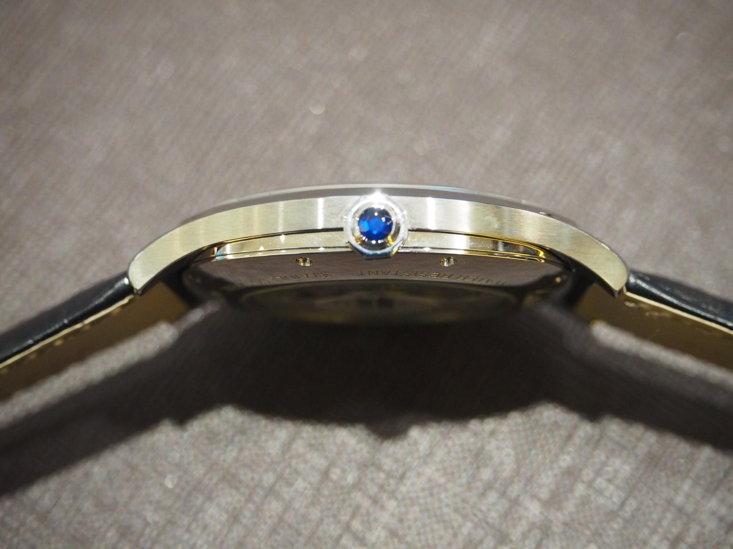 気品あるデザイン、装着感が魅力的「ドライブ ドゥ カルティエ」WSNM0009-Cartier -P4290017