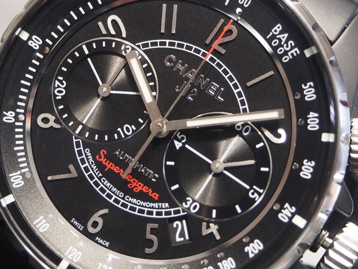 【シャネルフェア】生産終了モデル CHANEL『J12 スーパーレッジェーラ』 H3409