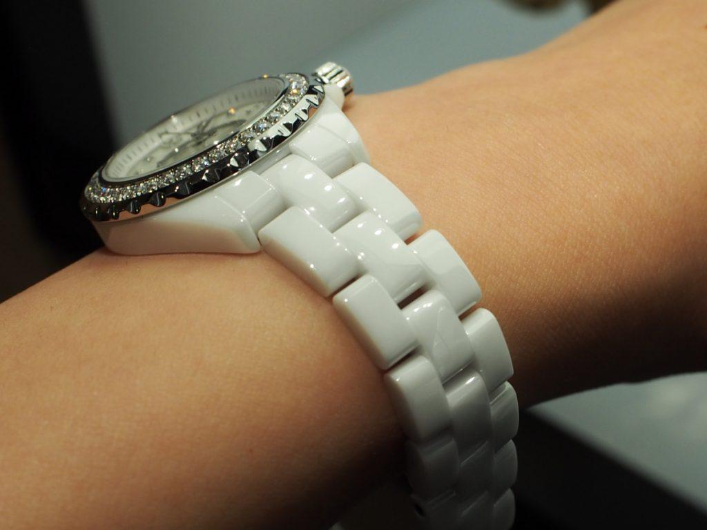 オオミヤ京都店にシャネルJ12ダイヤモンドモデル揃ってます!H2572-CHANEL -P8260032-1024x768