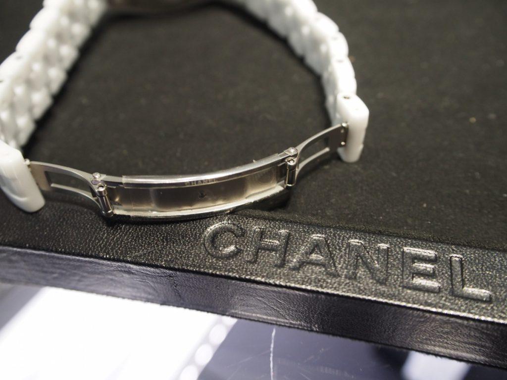CHANELっていうだけでかわいい♪J12 ホワイト セラミック-CHANEL -P8260034-1024x768