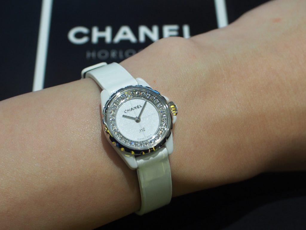 【CHANEL FAIR】新しいお洒落の提案~シャネルよりJ12・XS《H4664》~-CHANEL -P9010150-1024x768