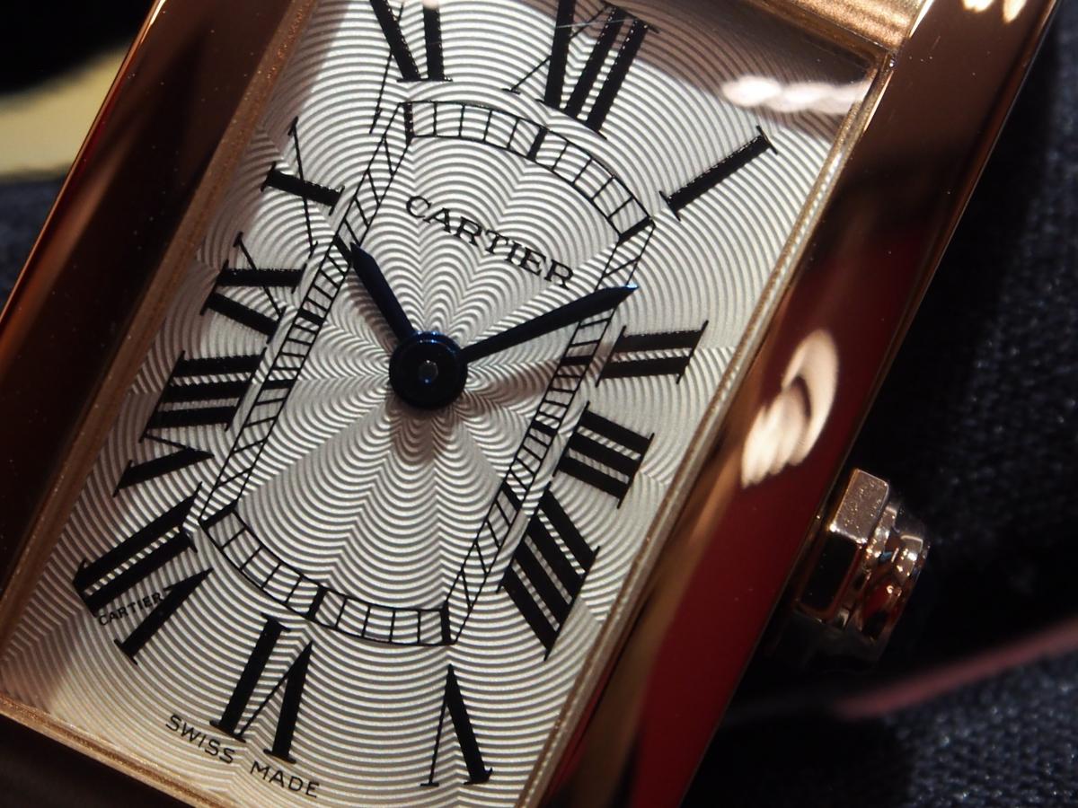 Cartier(カルティエ)/タンク アメリカン SM、入荷です!