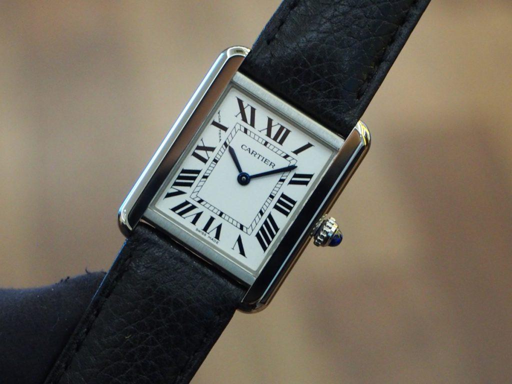 """【Cartier(カルティエ)】新しくなった""""タンク ソロ ウォッチ""""は革ストラップの着せ替えが可能!-Cartier(取扱い終了) -PB260036-1024x768"""