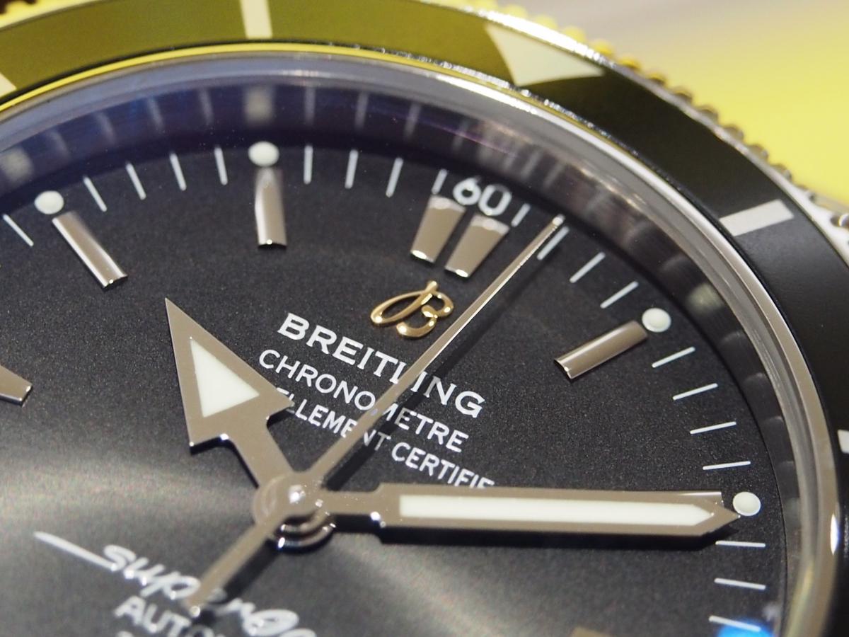 【BREITLING(ブライトリング)】クラシック感のあるダイバーズウォッチ!/スーパーオーシャン ヘリテージ 46mm