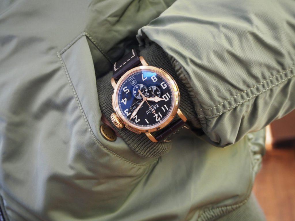 冬場の時計はこう着ける!肌寒くても腕元のオシャレはお忘れなく…-BREITLING CT Scuderia IWC PANERAI -P1170081-1024x768
