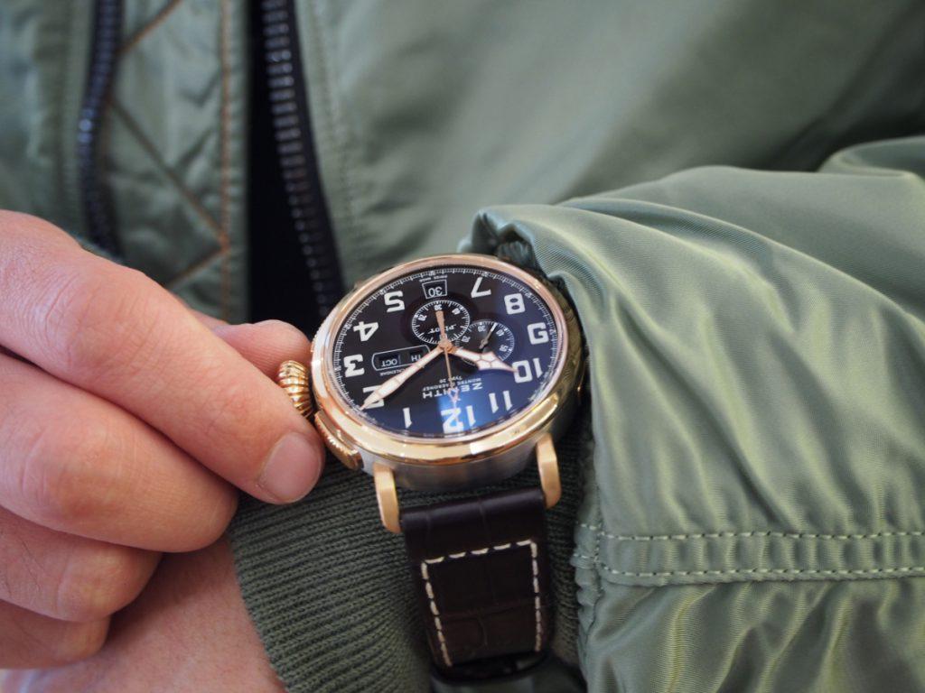 冬場の時計はこう着ける!肌寒くても腕元のオシャレはお忘れなく…-BREITLING CT Scuderia IWC PANERAI -P1170083-1024x768
