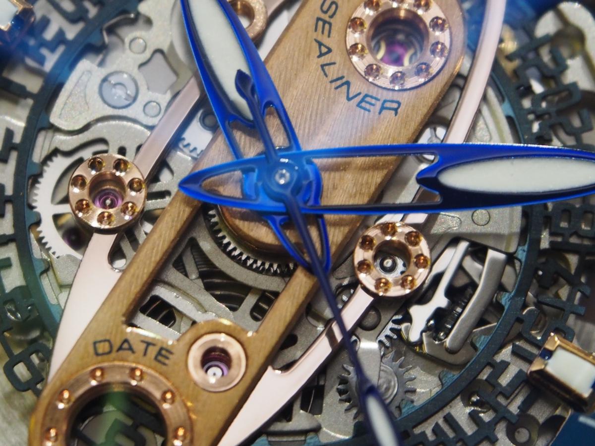 チャレンジ シーライナーから、CVSTOS(クストス)の技術力の高さを計り知る!