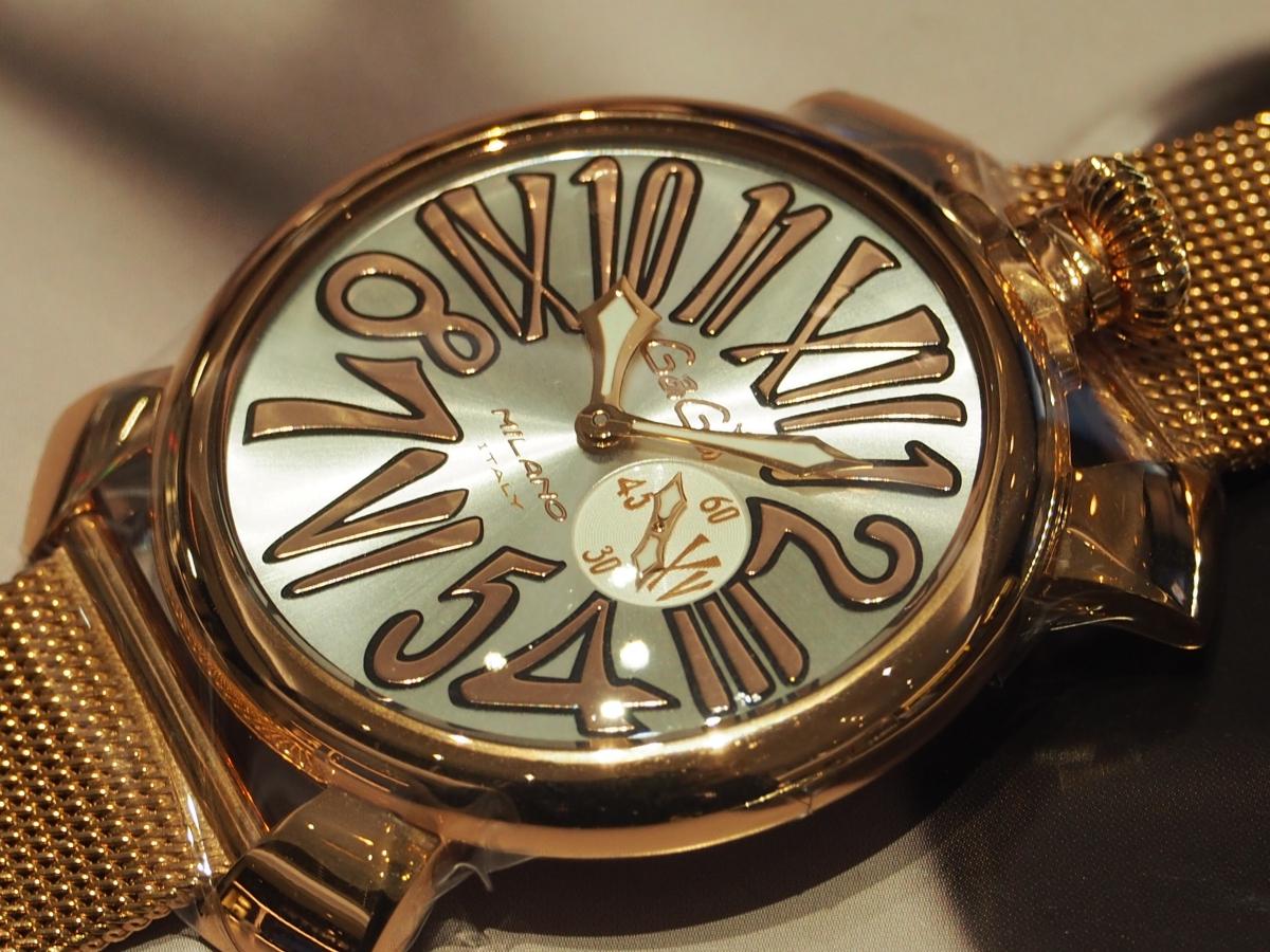 遊びたい!目立ちたい!ガガミラノの腕時計が欲しいっ!!