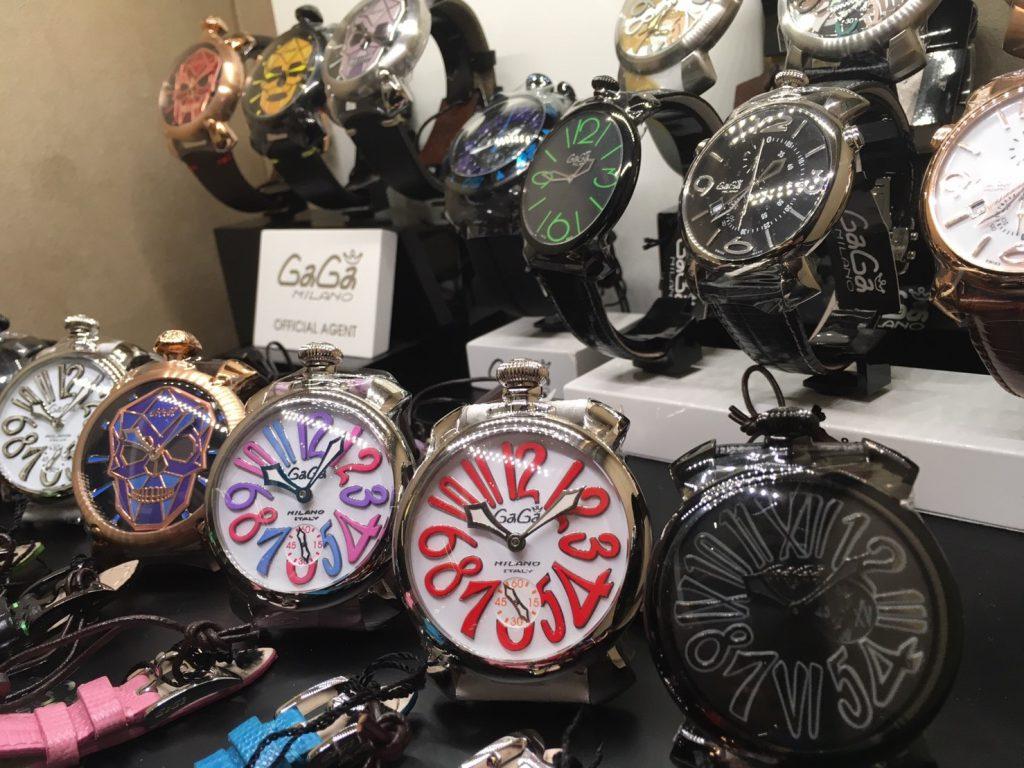 一目で魅せる遊び時計が欲しいっ!!~クォーツ時計から機械式時計まで~-CT Scuderia GaGa MILANO OSSO ITALY -20170225_170313_0259-1024x768