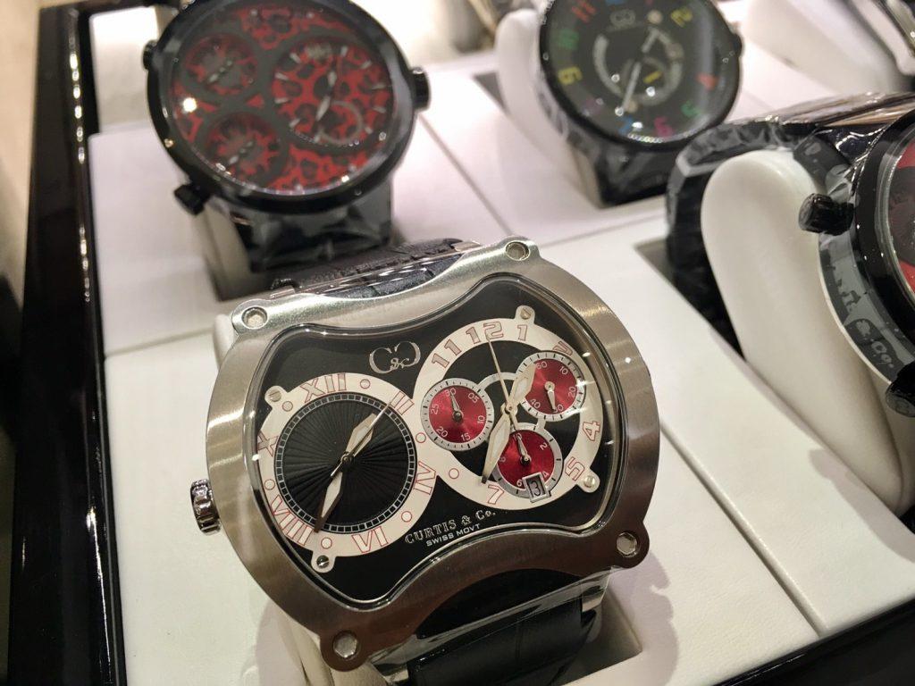 一目で魅せる遊び時計が欲しいっ!!~クォーツ時計から機械式時計まで~-CT Scuderia GaGa MILANO OSSO ITALY -20170225_170313_0260-1024x768