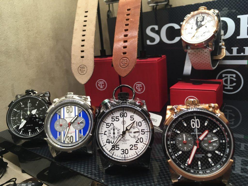 一目で魅せる遊び時計が欲しいっ!!~クォーツ時計から機械式時計まで~-CT Scuderia GaGa MILANO OSSO ITALY -20170225_170313_0261-1024x768