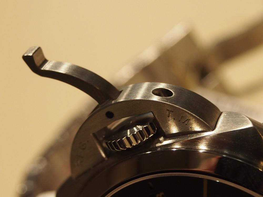 【パネライ】今となっては貴重な裏透けモデル、ルミノール マリーナPAM00722ブレスモデルを手に入れるラストチャンス!-PANERAI -P5122840