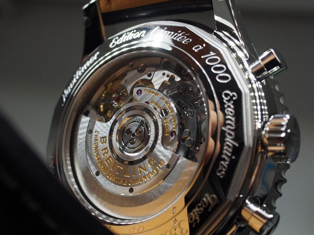 "【BREITLING(ブライトリング)】1000本だけの特別な""ナビタイマー GMT""!-BREITLING -P1060713-1024x768"