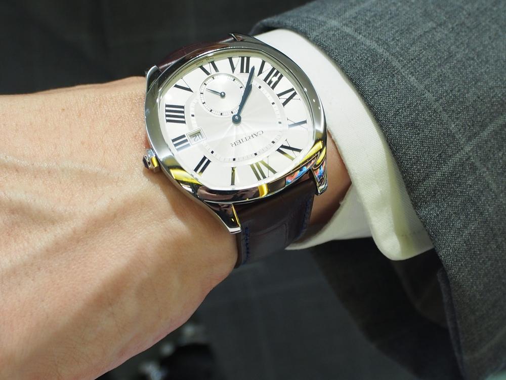 腕時計用オーダーストラップはoomiya京都店でご注文いただけます。 Jean Rousseau(ジャン・ルソー)