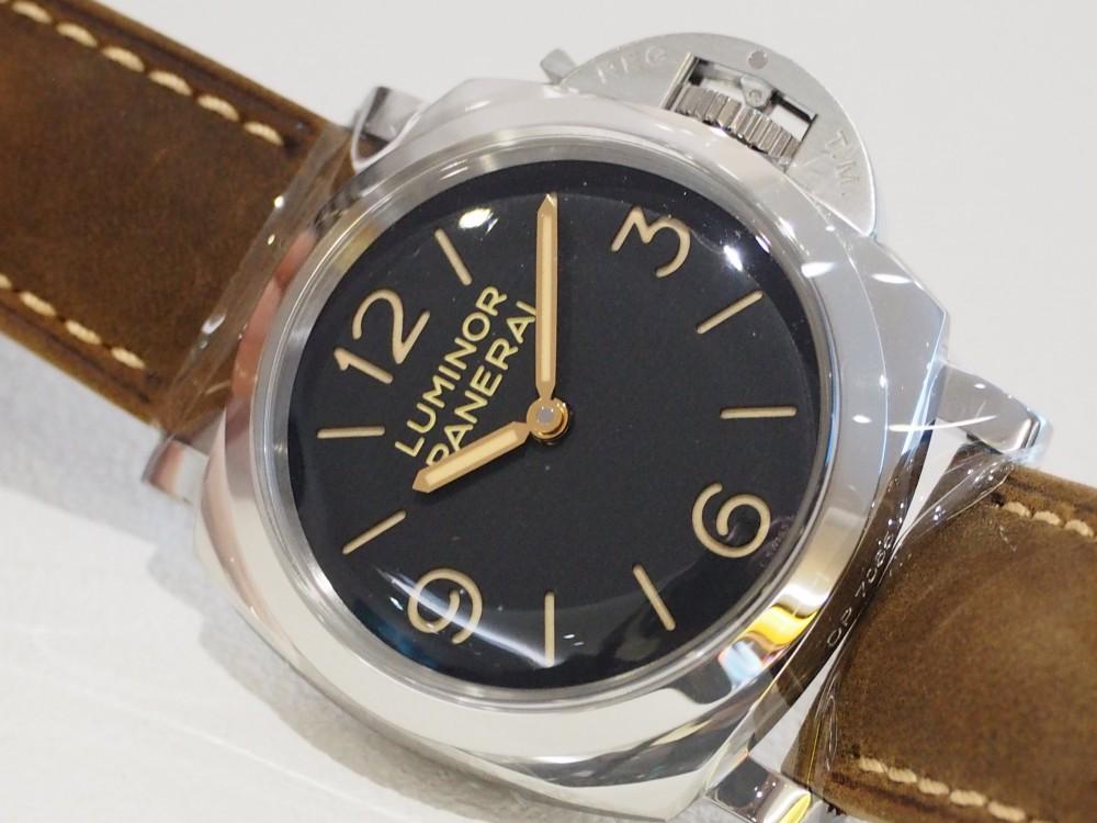 watch 65811 f0a57 オオミヤ京都店で1番人気のパネライ革ベルトは…?PAM00372 ...